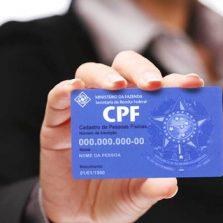Cerca de 30 milhões de pessoas estão com CPF suspenso no Brasil