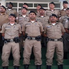 PM de Viçosa recebe novos sargentos