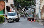Idoso morre eletrocutado no bairro Betânia