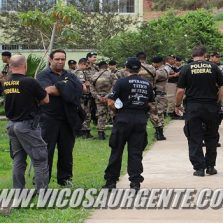 Polícia Federal prende 17 suspeitos de roubos nos correios em Viçosa e região