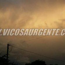 Sexta-feira: Previsão alerta para fortes chuvas em Viçosa e região