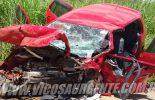 Acidente grave deixa dois mortos em Muriaé