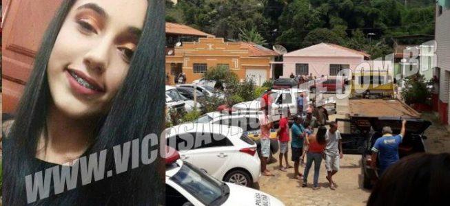 Polícia Militar prende homem que matou a adolescente em Piranga