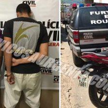 Polícia Civil realiza operação e prende três suspeitos em Viçosa