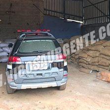 Polícia Civil de Viçosa recupera carga de café roubada avaliada em 50 mil reais