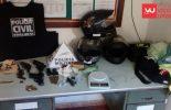Operação conjunta prende seis pessoas em Cajuri