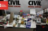 Polícia Civil prende estudantes suspeitos de tráfico de drogas no campus da UFV