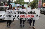 Viçosa tem passeata alusiva ao Dia Mundial de Conscientização da Violência Contra os Idosos