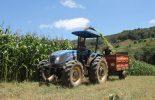 Mecanização agrícola atendeu 150 produtores