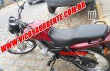Moto roubada em Viçosa em 2015 e localizada pela PM em Diogo de Vasconcelos