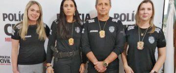 Mega operação, Polícia civil prende homem por pedofilia em Viçosa