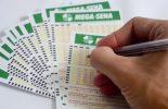 Mega-Sena pagará R$ 45 milhões no próximo sorteio