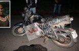 Motoqueiro morre em acidente na Piuna