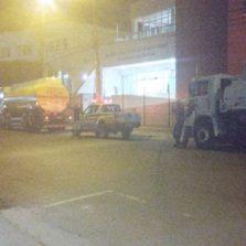PM escolta caminhões de combustíveis para abastecimento em Viçosa