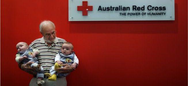 Sangue especial de um australiano salvou mais de 2 milhões de bebês