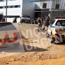 Fábrica de pneus é assaltada em Viçosa