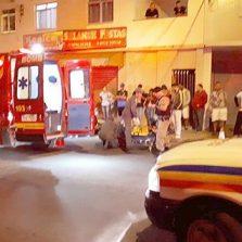 Mulher fica ferida em acidente de moto na Gomes Barbosa