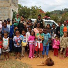 Patrulha Rural da Polícia Militar e AABB realizam ação solidária no Buieié