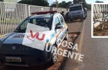 Ciclista fica gravemente ferido após colidir com caminhão em São José do Triunfo