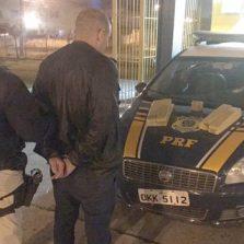 Viçosense é preso em Resende transportando 10 kilos de maconha para Viçosa