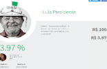 Golpe: Vaquinhas falsas arrecadam dinheiro em nome de Lula na internet