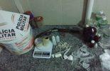 Buieié: Homem é preso em flagrante por tráfico de drogas