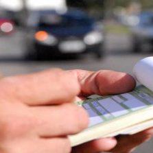 Multas de trânsito poderão ser pagas parceladas no cartão de crédito