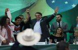 PSL lança candidatura de Jair Bolsonaro à Presidência da República