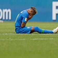 Após eliminação, Neymar diz que vive momento mais triste da carreira