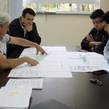 Superintendente debate obras no município de Viçosa