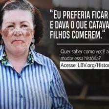 """LBV lança campanha """"Eu Ajudo a Mudar"""""""