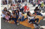 A Hora do Mamaço reuniu famílias e profissionais da saúde em Viçosa