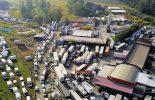 Entidades de caminhoneiros descartam nova greve após o feriado