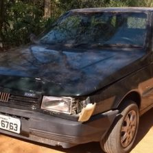 Trio é preso por roubo de veículos na região