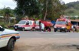 Colisão no Bom Jardim deixa dois feridos graves em Teixeiras