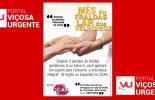 Campanha busca arrecadar 50 mil fraldas para o Lar dos velhinhos
