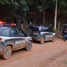 Polícia Civil prende autores de latrocínio em Muriaé
