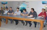 Prefeitos da microrregião de Viçosa concedem coletiva de imprensa sobre situação financeira das cidades