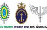 Futuros comandantes do Exército, Marinha e Aeronáutica são anunciados