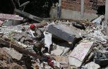 Sobe para 15 o número de mortes em desabamento de morro em Niterói