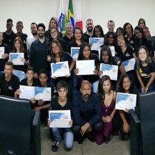 Programa Jovem de Futuro certifica 38 adolescentes