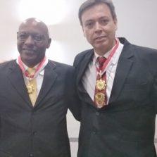 Delegado regional de Viçosa é homenageado com Medalha de Distinção Policial Civil