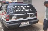 Polícia civil prende suspeito de roubar e amarrar vítimas em republica no Centro