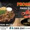 Quer ganhar uma deliciosa porção de Alcatra com Fritas nesse fim de semana?