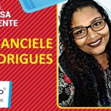 Franciele Rodrigues é a ganhadora da piscina da Fibrarp