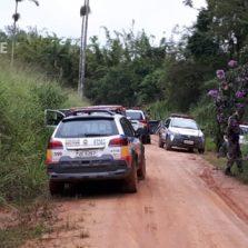 PM de Viçosa fecha o cerco e prende suspeitos de roubo de moto