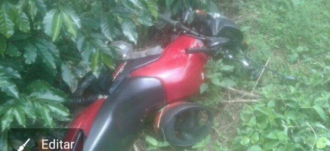 Rodovia Porto Firme: Proprietária tem a mesma moto roubada duas vezes esse ano