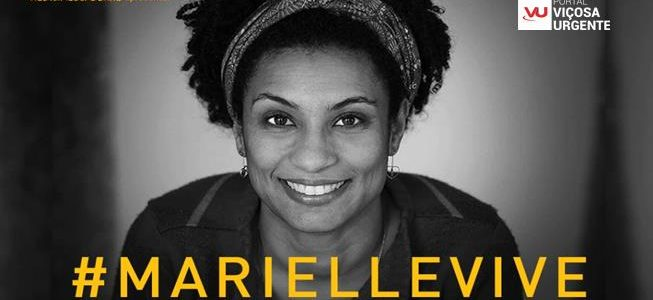Movimento realiza ação contra a invisibilidade do extermínio das mulheres negras