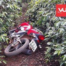 PM de Porto Firme recupera motocicleta roubada em Coimbra