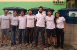 Estudantes de engenharias ganham prêmio por aproveitamento de água da chuva em escolas de Viçosa